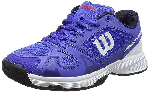 Wilson Rush Pro Jr 2.5, Zapatillas de Tenis Unisex niños: Amazon.es: Zapatos y complementos