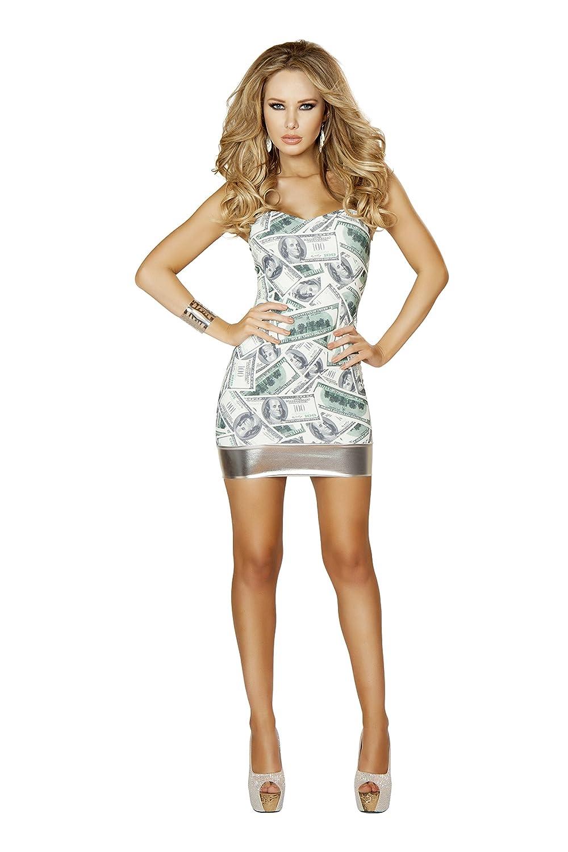 Amazon.com  Roma Women s Mini Tube Dress with Metallic Detail