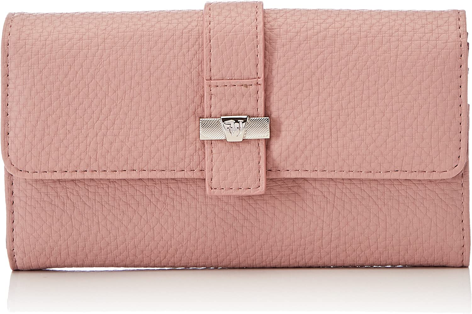 Trussardi Jeans Suzanne Ecoleather Smooth Wallet - Carteras Mujer