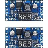 D-PLANET [2-Pack] LM2596s Buck Converter DC to DC Step-Down Voltage Regulator Power Module 36V 24V 12V to 5V 2A Voltage…