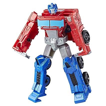 amazon com transformers authentics optimus prime toys games