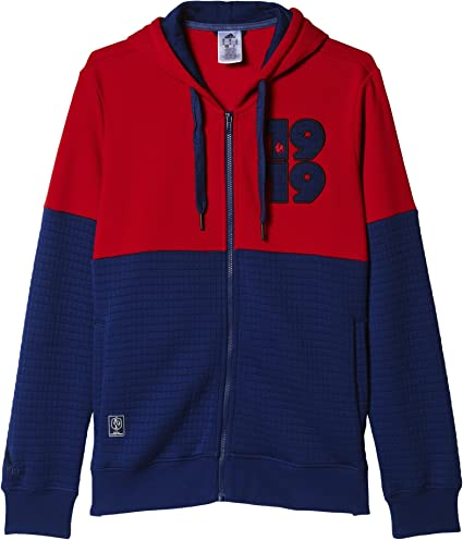 adidas Sweat Shirt à Capuche FFR France Collegiate Veste à