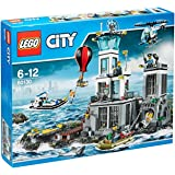 LEGO - City Polizia 60130, la Caserma della Polizia dell'Isola