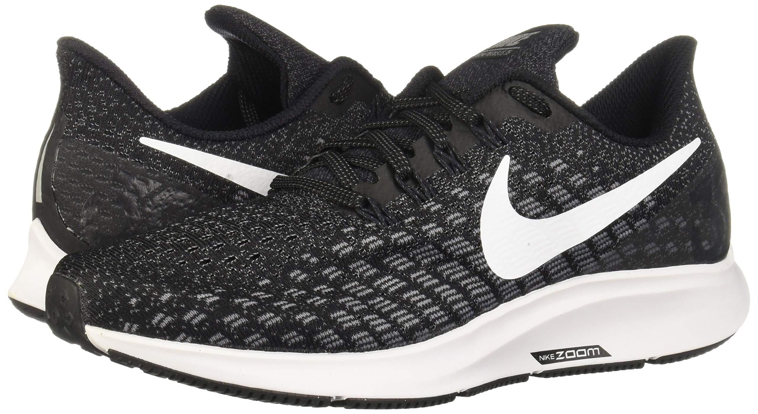 Nike Shox Current Gs Women's Running Shoe (5, Black/Black) by Nike (Image #5)