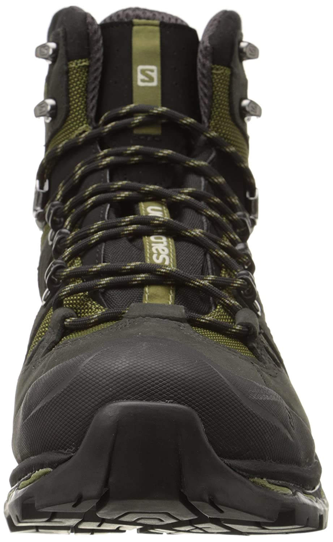 db9db581b08 Salomon Men's Quest 4D 2 GTX Lightweight & Durable Leather / Canvas Hiking  Boots