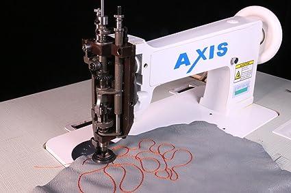 Amazon Com Axis Single Needle Chain Stitch Embroidery Machine