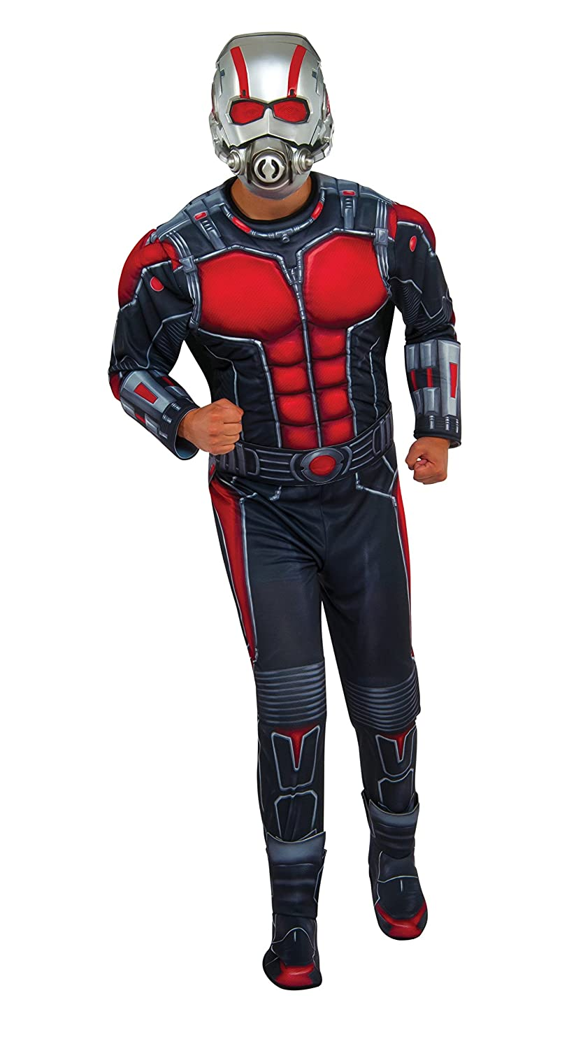 Marvel Men's Ant-Man Deluxe Costume