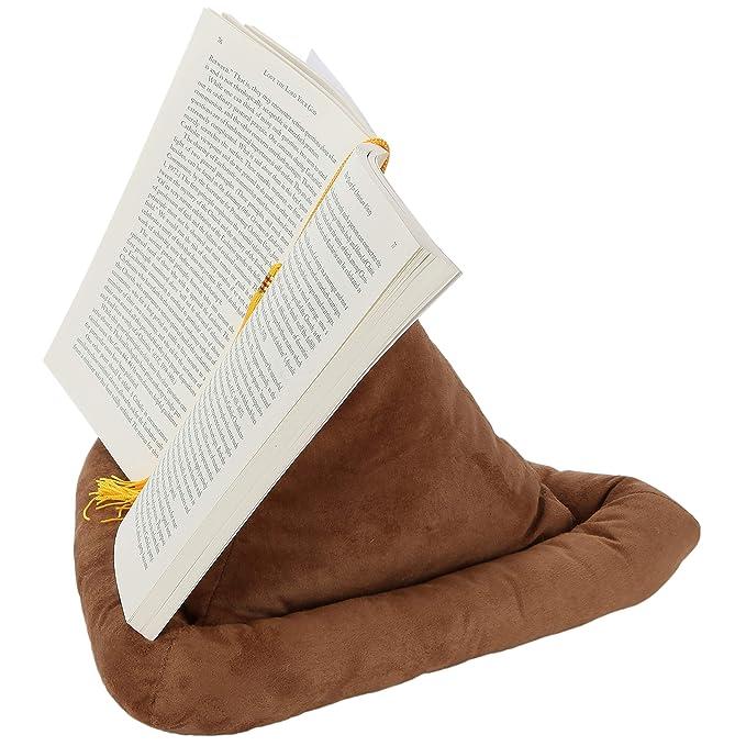 Amazon.com: Trenton - Soporte de almohada para libros, ideal ...