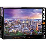 EuroGraphics Montreal Jigsaw Puzzle (1000-Piece)