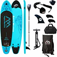 Aquamarina VAPOR (10ft 10in/3.3m) Inflatable Stand Up Paddle Board SUP (Board + Paddle + Leash)