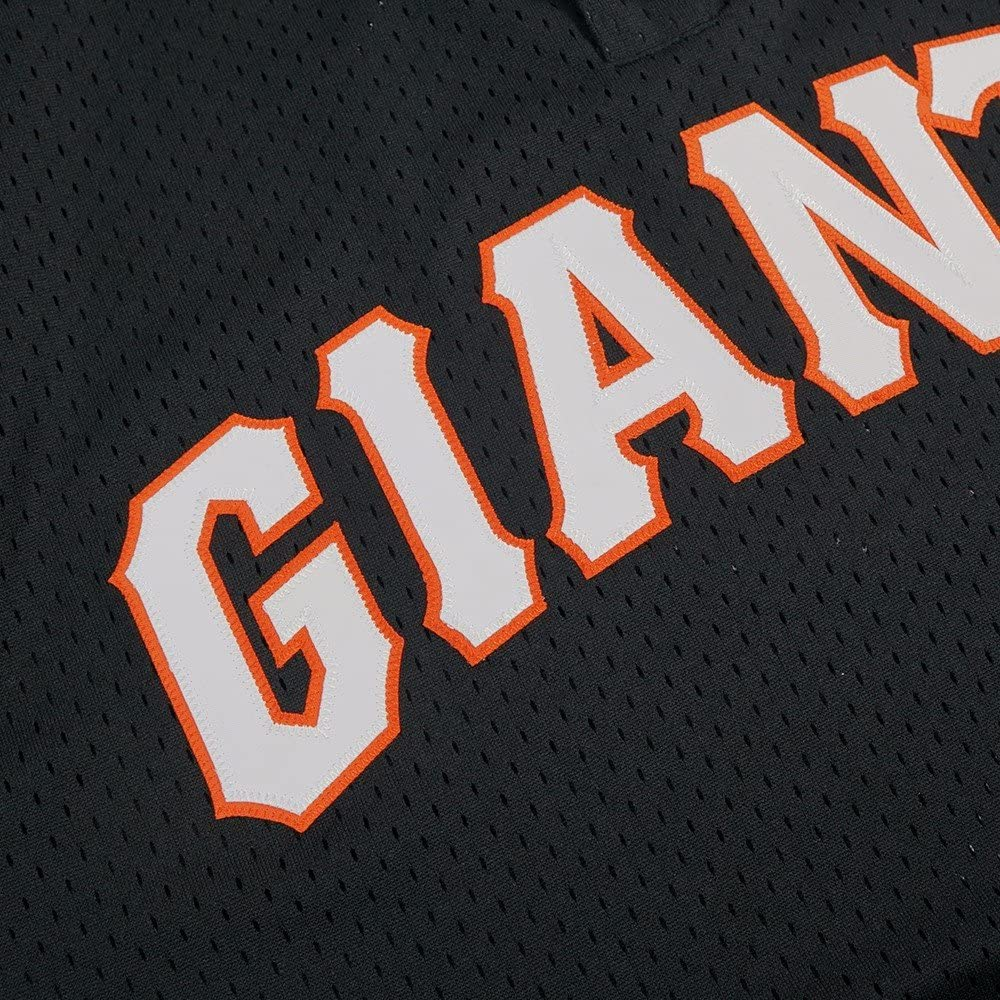 Mitchell /& Ness Matt Williams San Francisco Giants #9 MLB Mens 1995 Authentic Mesh Batting Practice Jersey