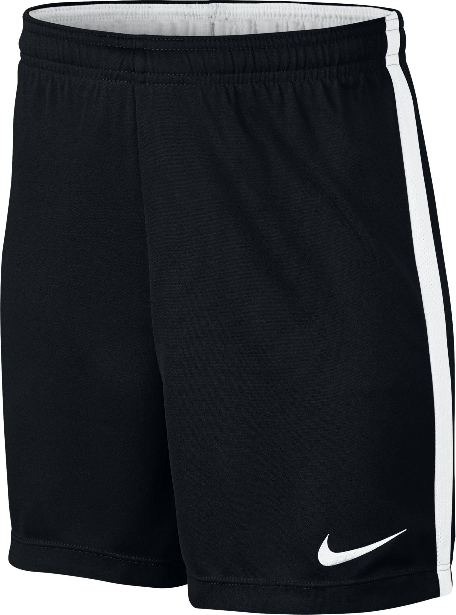 NIKE Kids Dry Academy Football Short Black/White Size X-Large