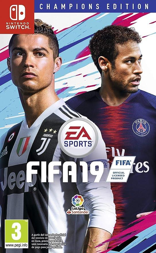 FIFA 19 Edición Champions: Amazon.es: Videojuegos