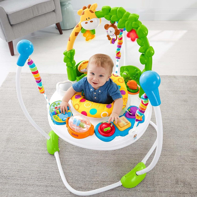 77b3c7337 Amazon.com   Fisher-Price Go Wild Jumperoo   Baby