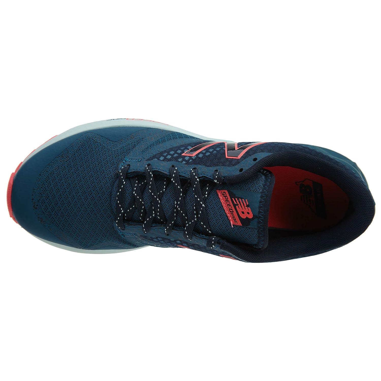 New Balance Women's wt690 8 Trail Running Sneaker B077S8WXWG 8 wt690 D US|Teal/Pink 0b55d4