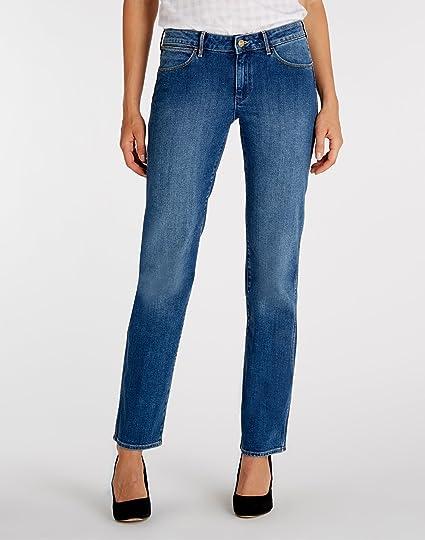Wrangler Women's SARA Jeans, Blue (Meadow Blue), W30/L34: Amazon.co.uk:  Clothing