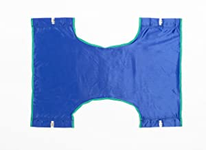 Invacare Standard Sling for Patient Lifts, Solid Polyester, 9042