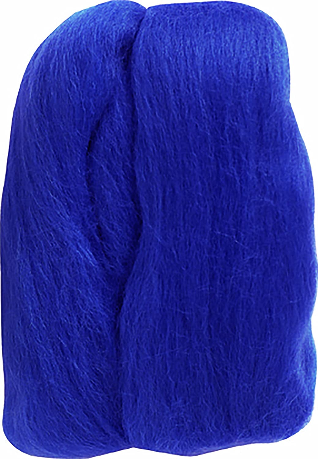 Blue Clover Natural Wool Roving