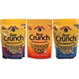 Charlee Bear Crunch Variety Pack (3 Pack) 8 oz