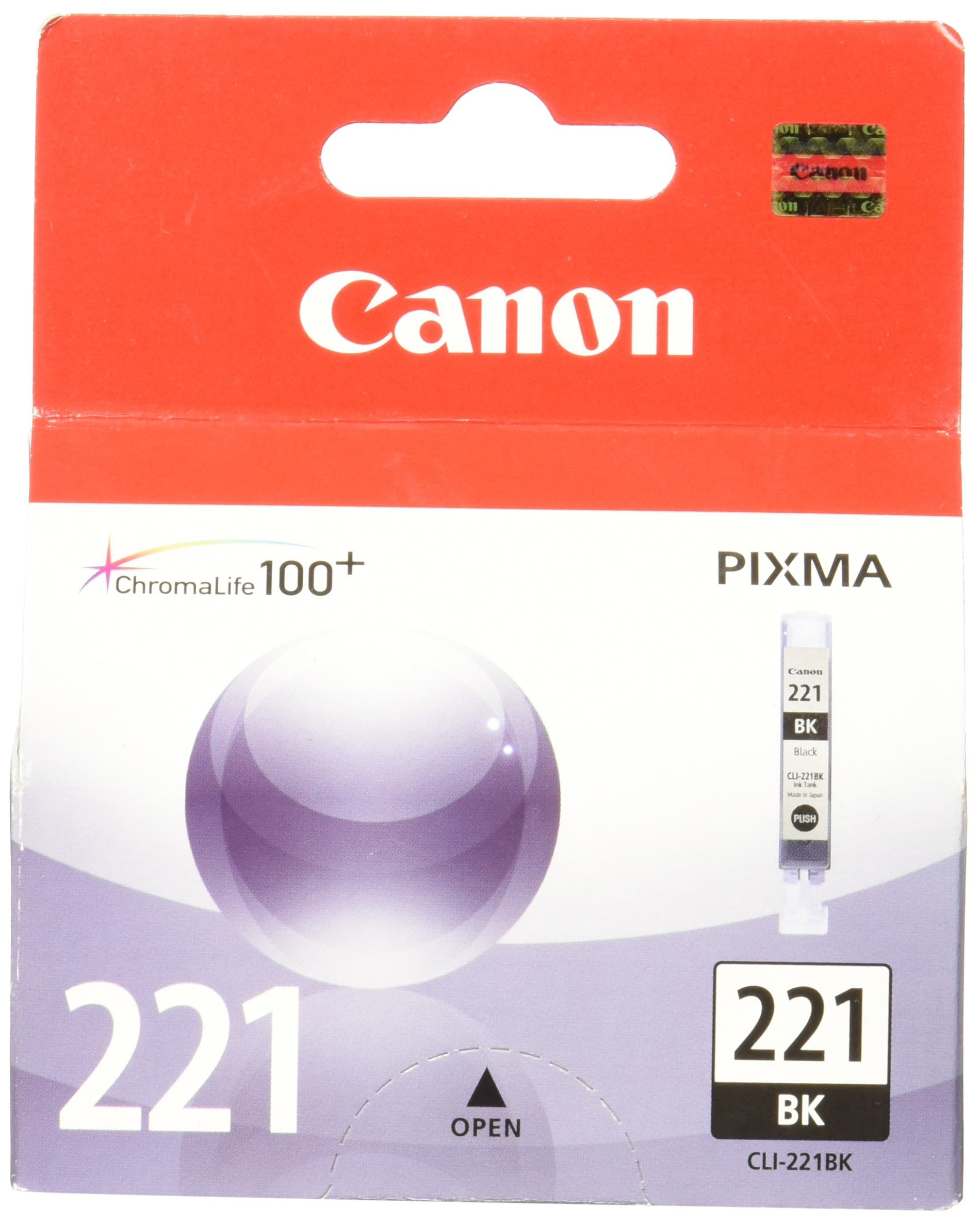 Canon CLI-221 Ink Tank -Black