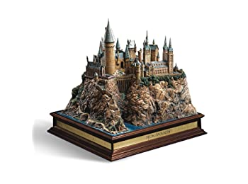 Noble Collection NN7074–Harry Potter Hogwarts Diorama Heykel