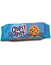 Chips Ahoy! Cookies Galleta con Gotas de Chocolate - 128 g