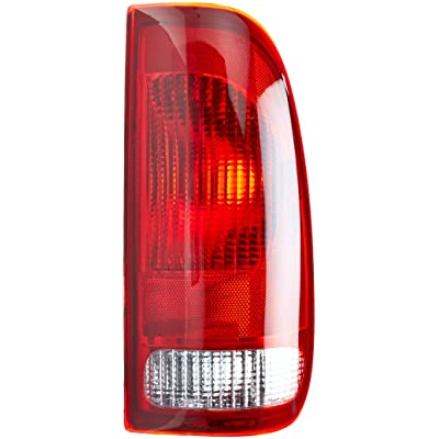 TYC 11-3189-01-9 Compatible with Ford CAPA Certified Replacement Right Tail Lamp: Automotive