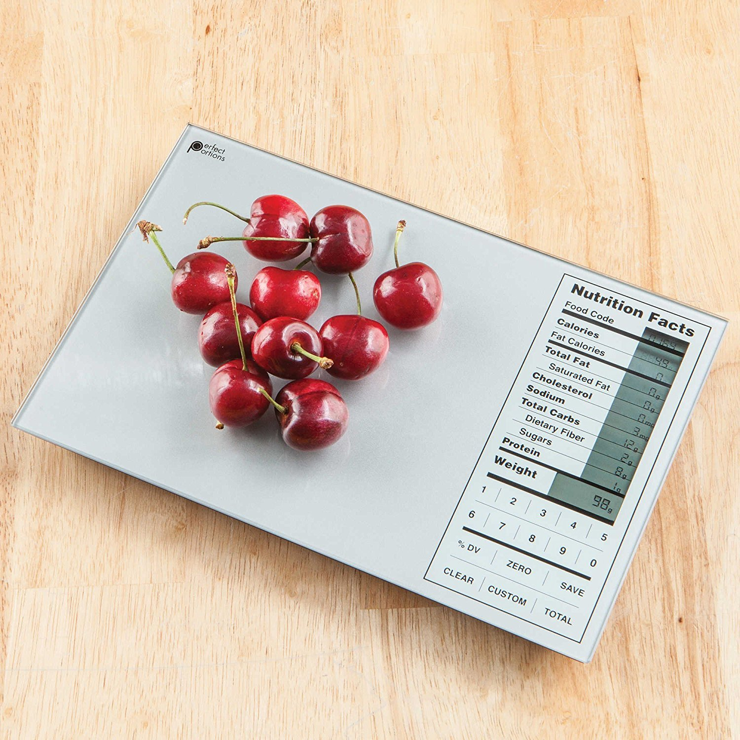 Perfect Portions Digital Nutrition Food Scale by Perfect Portions