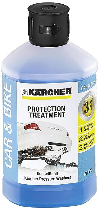 40 opinioni per KARCHER Cera protettiva per carrozzerie 3 in 1- 1L- Auto e Moto