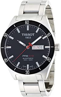 Tissot Mens T0444302105100 PRS 516 Stainless Steel Watch