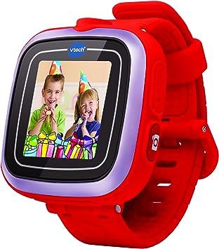 Amazon.es: VTech - Smartwatch, Kidizoom, Color Rojo (3480-161827)