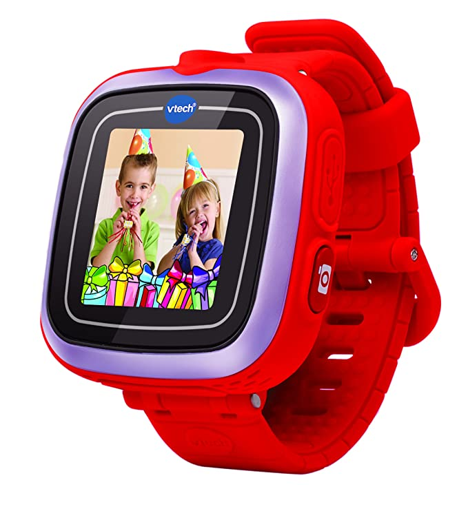 VTech - Smartwatch, Kidizoom, Color Rojo (3480-161827)