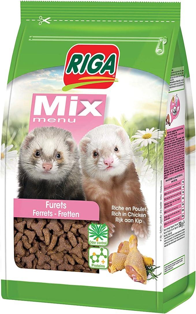 Riga – 2419 – Mix furets Pollo – Stand Up 750 G