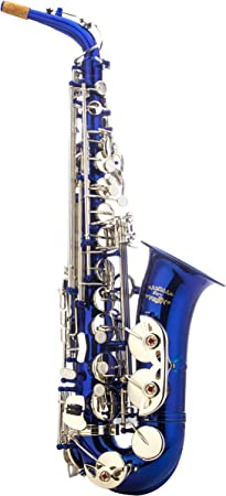 side facing glory professional alto saxophone