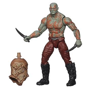 Marvel Guardianes de la Galaxia - Figura Drax: Amazon.es ...
