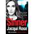 Sinner: A gripping crime thriller that will keep you in suspense!