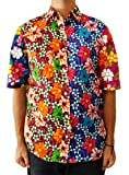 Bent Banani Floral Men's Shirts - Dizzy (Short Sleeve)