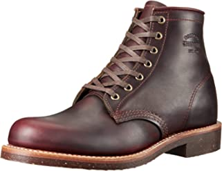 Original Chippewa Collection Mens 6-Inch Service Utility Boot