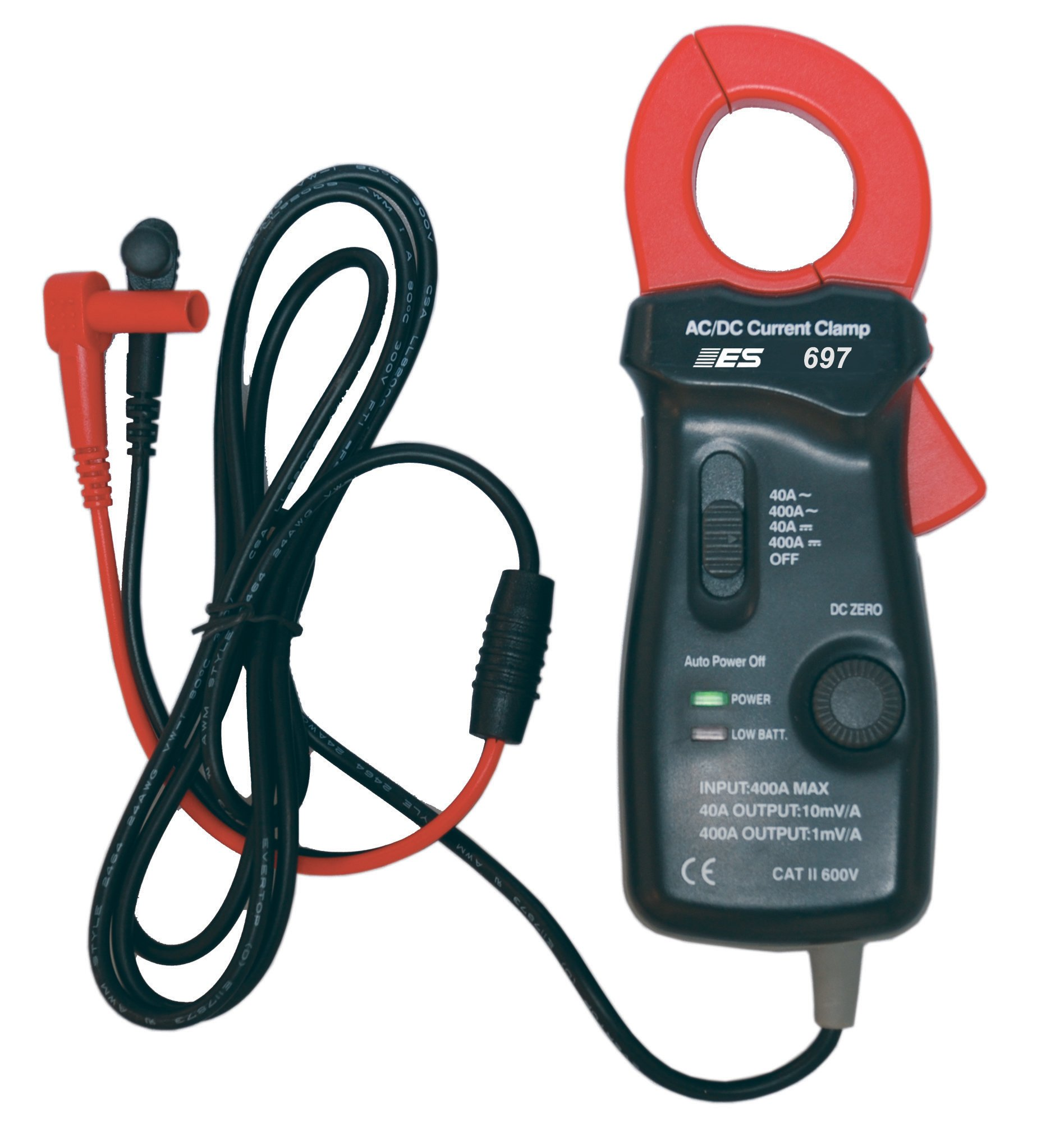 Electronic Specialties 697 400 Amp DC/AC Current Probe by Electronic Specialties (Image #1)