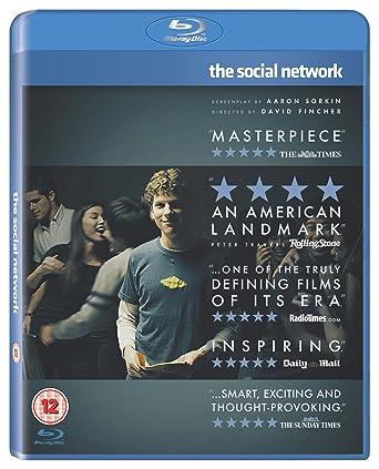 The Social Network [Reino Unido] [Blu-ray]: Amazon.es: Jesse ...