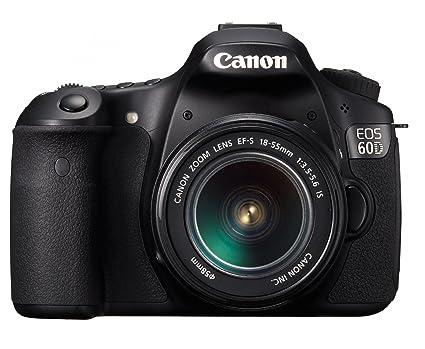 Review Canon EOS 60D 18