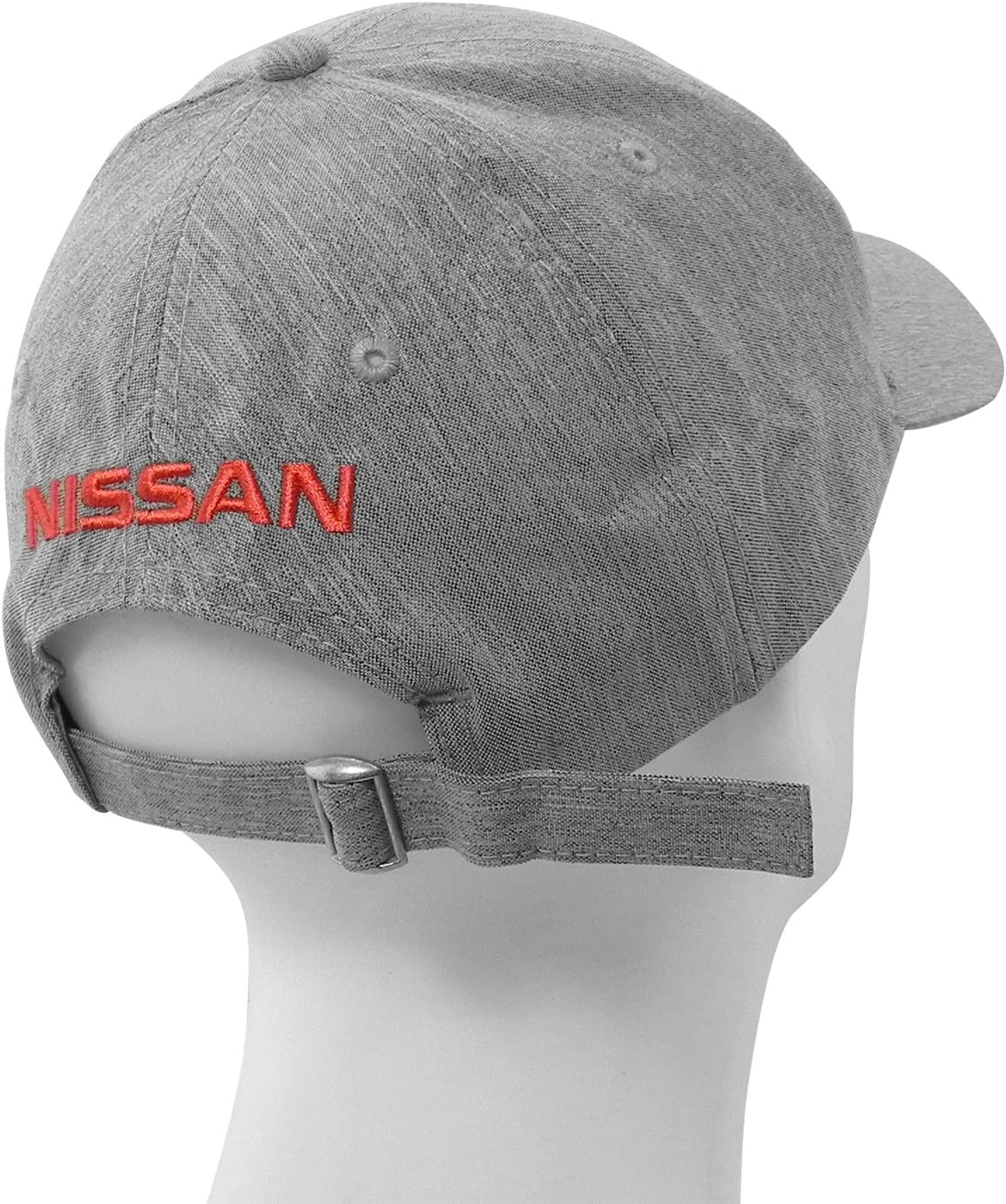 CarBeyondStore Gray Baseball Cap for Nissan 370 Z Logo