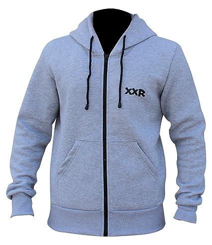 XXR polar sudadera con capucha camisa gimnasio superior ropa correr Fitness Casual sherpshaw polar desgaste de