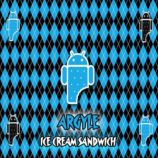 Live Wallpaper - Argyle ICS Ice Cream Sandwich Galaxy Nexus Android 4.0