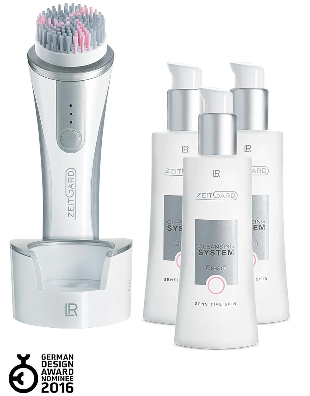 LR ZEITGARD Cleansing Device Sensitive-Set 70011-1