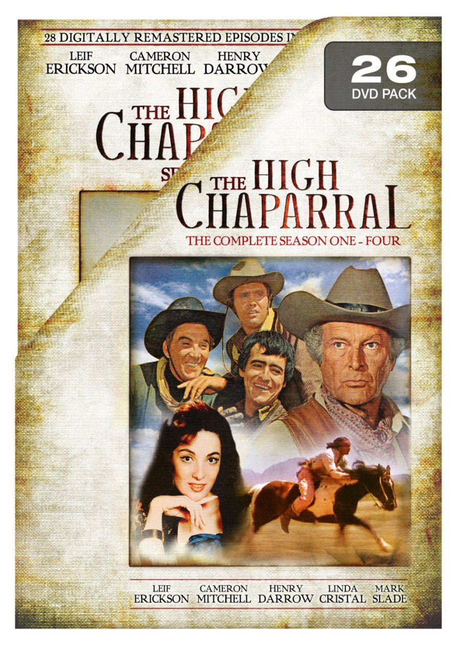 High Chaparral: Complete Collection/