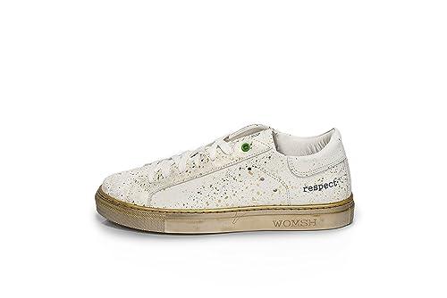Bianco Platinoplatino41 Womsh Bianco Womsh Donna KingstoneSneaker KingstoneSneaker Donna 5A4jL3Rq