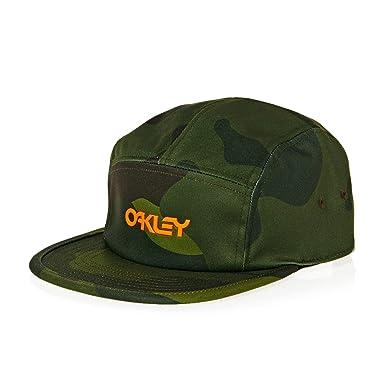 Oakley Ajustable Fit Sombreros Core Camo 5 Panel DE ALGODÓN Camou ...