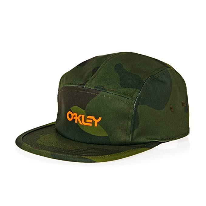 Oakley Ajustable Fit Sombreros Core Camo 5 Panel DE ALGODÓN Camou ...