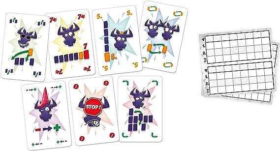 Gigamic- Seis qui Surrend, Amzix: Amazon.es: Juguetes y juegos